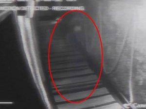 Restoran'daki hayalet paniğe neden oldu
