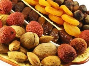 Bayramda tatlı yerine meyve ikram edin