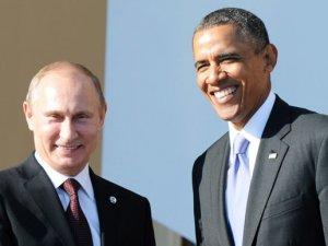 Obama'dan Putin'e teşekkür telefonu