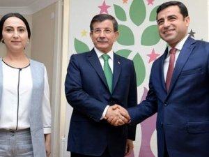 AKP- HDP arasında neler konuşuldu?