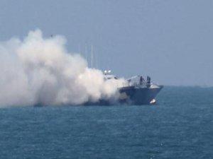 IŞİD Mısır'ın savaş gemisine saldırdı