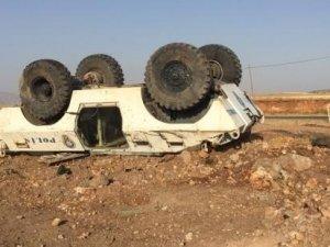 Şırnak'ta 2 polis yaralandı