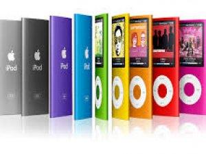 iPod ailesi yenilendi!