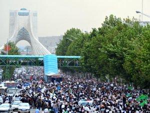 İran'da Türk mallarına ilgi büyük