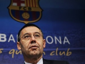 Barcelona'nın başkanı değişmedi