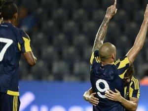 Fenerbahçe moral depoladı!