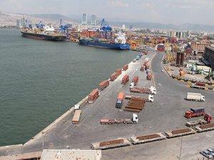 Ege'nin ihracatı 6 ayda 1.5 milyar dolar eridi