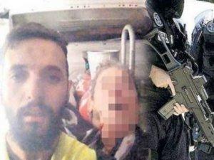 Fransa saldırganı kestiği kafayla selfie çekti!