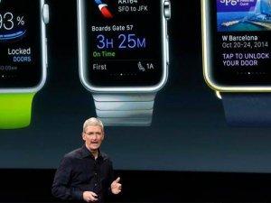 Apple Watch ay sonunda Türkiye'de