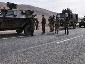 Tunceli'de 100 kiloluk bomba bulundu