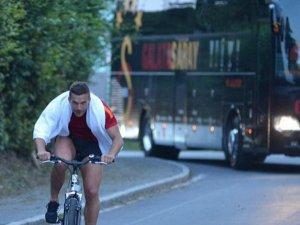 Otobüsten hızlı Podolski