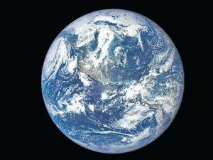 1.6 milyon kilometre uzaklıktan Dünya