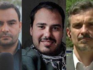 Halep'te 3 İspanyol gazeteci kayıp
