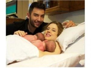 Wilma Elles doğum yaptı!
