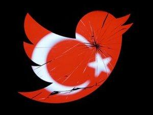 Twitter'a yayın yasağı mı geld?