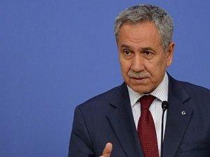 Bülent Arınç: HDP'liler neden Suruç'ta yoktu?
