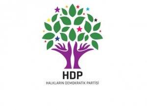 HDP binasına ses bombalı ve silahlı saldırı