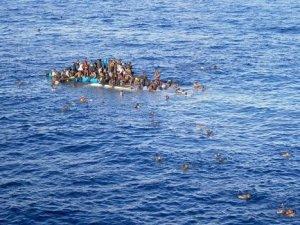 Akdeniz'de yeni göçmen faciası daha yaşandı