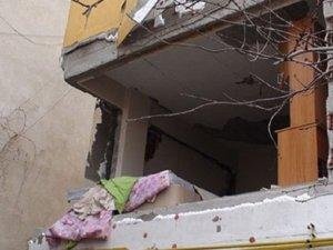 Elazığ'da bir otelde patlama; 3 kişi yaralı