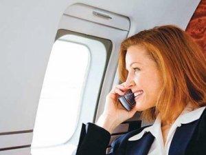 Uçaklarda cep telefonu dönemi