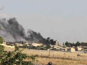 Tel Abyad'da iki büyük patlama!