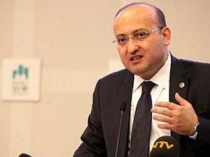 Yalçın Akdoğan: Şimdi timsah gözyaşı döküyorlar