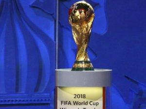 2018 FIFA Dünya Kupası'nda Türkiye'nin rakipleri belli oldu