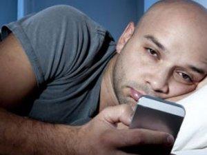Teknoloji uykusuz bırakıyor!