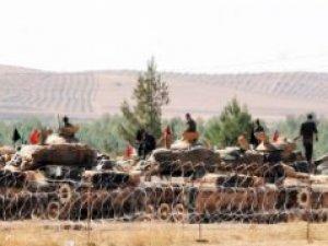 Türkiye'den 'YPG vuruldu' iddialarına yalanlama
