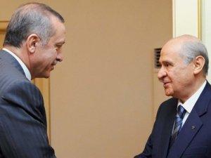 Cumhurbaşkanı Erdoğan, Devlet Bahçeli'ye selam gönderdi