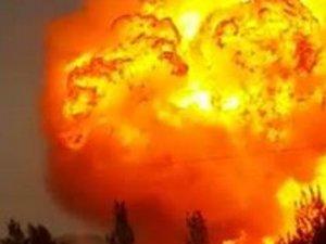 Ağrı'da doğalgaz boru hattına saldırı