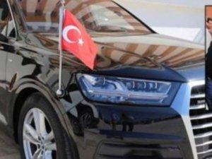AKP'nin valisi köyler için gönderilen parayla makam aracı aldı