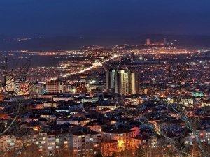 Bursa'da konaklayan turist sayısında artış