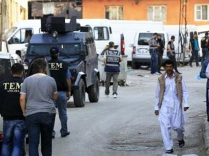Hacıbayram'da gözaltına alınan IŞİD'çiler serbest