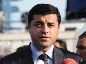 Demirtaş'tan Akdoğan'a yanıt