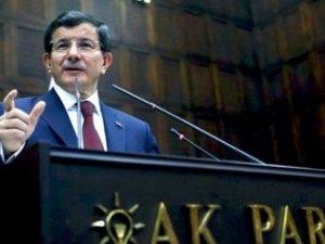 Ahmet Davutoğlu açıklama yaptı