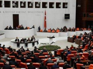 Meclis'te olağanüstü toplantı başladı