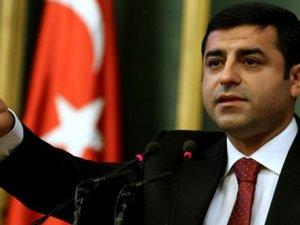 Demirtaş: Cumhurbaşkanı, PKK'nin silah bırakmasını engellemiştir