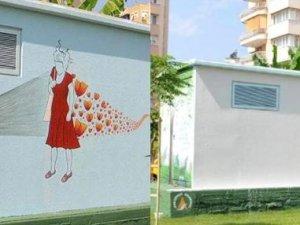 Antalya'da kırmızılı kadın rahatsızlığı