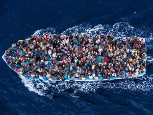 Akdeniz'de Göçmen Sorunu, Altın Çıpa'da masaya yatırılıyor