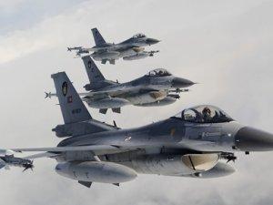 PKK'ya 30 F-16 ile operasyon