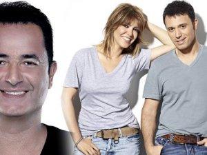 Mustafa Sandal ile Gülben Ergen'i Acun Ilıcalı barıştırdı