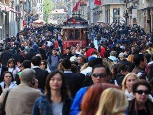 Türkiye'deki kadın ve erkek sayısı açıklandı