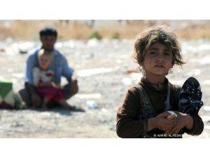 Irak'ta 52 çocuk aşırı sıcaktan yaşamını yitirdi