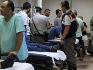 Aydın'da 22 işçi gazdan zehirlendi