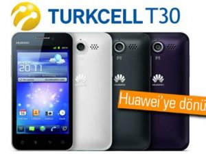 Turkcell ve Huawei işbirliğine gidiyor