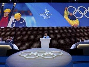 İşte 2022 Kış Olimpiyat'larının sahibi: Pekin
