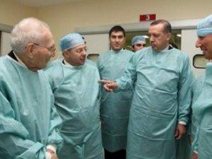 Cumhurbaşkanı Erdoğan, Çin'de sağlık kontrolünden mi geçti?