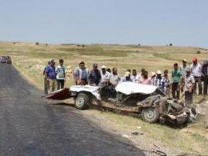 Çankırı'da traktör kazası: 3 ölü 4 yaralı