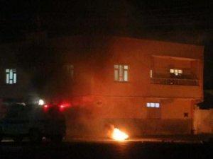Mardin'de askere mayınlı saldırı: 1 şehit, 4 yaralı